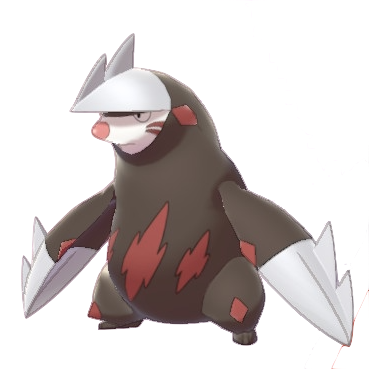 ドリュウズ 進化